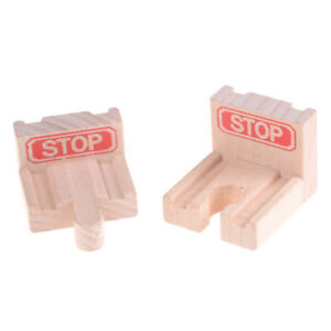 2pcs-End-Bumper-Buffer-Stop-Set-Wooden-Railway-Track-Accessories-TrainBlockTo3C