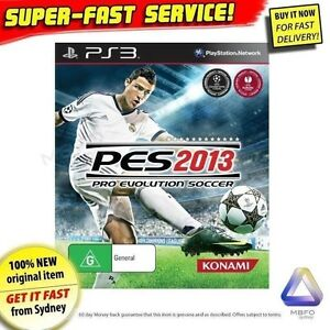 Pro Evolution Soccer 2013 game for PS3 NEW PES 13 Top football ... a3ee1e2f330a0