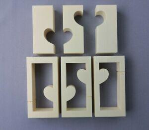 Beton-Giessform-Styrodur-034-Herz-Kerzenhalter-3-teilig-034-mit-Inlays-fuer-die-Teelicht