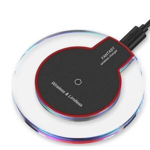 Qi-Wireless-Fast-Charger-Pad-Charging-Dock-for-iPhone-XS-Max-Samsung-Galaxy-S10