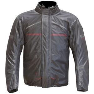 une imperméable veste Reissa Gris Sac Pack pluie Vêtement pluie de Moto Merlin dessus de par vPw0Zqdw
