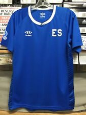 00bf7743c item 1 Umbro El Salvador Training Jersey 2019 Blue And White Size Small Only  -Umbro El Salvador Training Jersey 2019 Blue And White Size Small Only