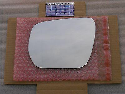 S-738R Mirror Glass for 2006-13 SUZUKI GRAND VITARA Passenger Side View Right RH