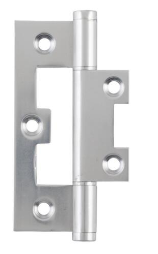 HIRLINE,non rebating hinge,89 mm x35mm x 2 mm,brass and 8 other finishes