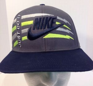 sports shoes beecc b145e ... germany image is loading vintage nike just do it sports specialties  snapback 517c6 70019