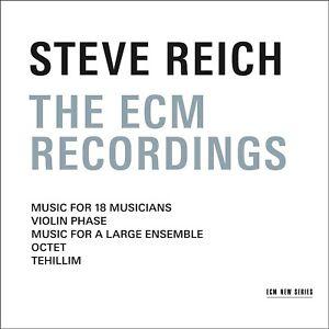STEVE-REICH-THE-ECM-RECORDINGS-REICH-STEVE-BOX-SET-3-CD-NEW