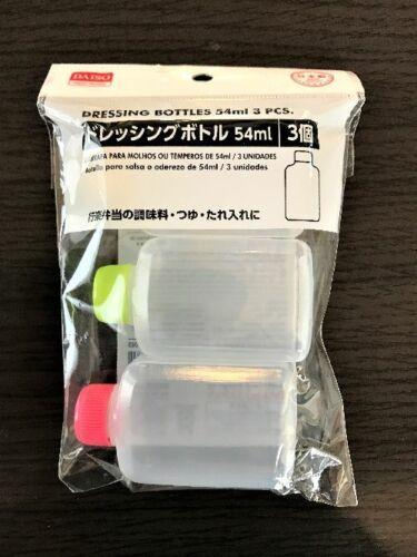 Sauce Bottle Container Square Plastic Soy 4-9 pcs Cooking  Bento