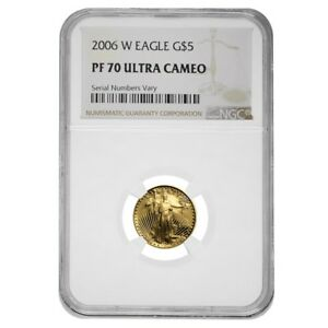 2006-W-1-10-oz-5-Proof-Gold-American-Eagle-NGC-PF-70-UCAM