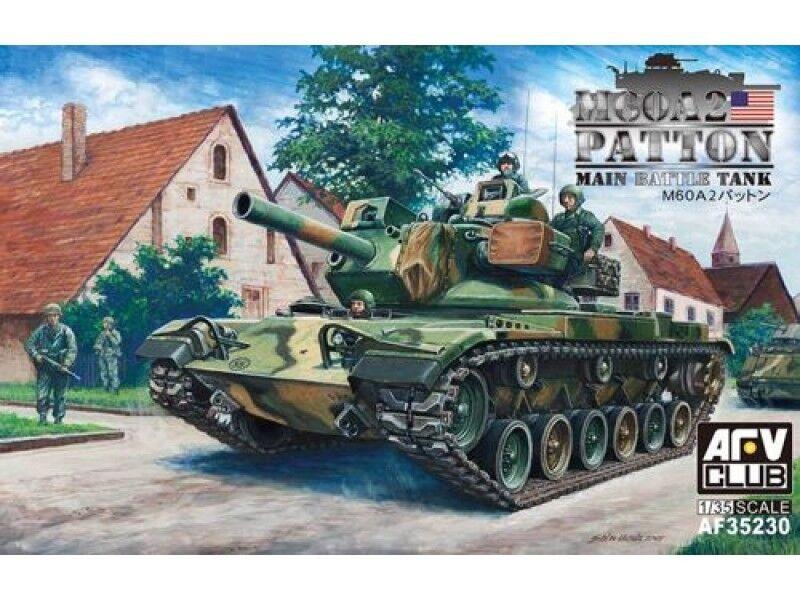 AFV Club 1 35 M60A2 Patton Tank