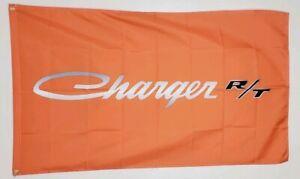 Dodge Motorsports Mopar 3x5 ft Flag Car Garage Banner Challenger Charger Ram