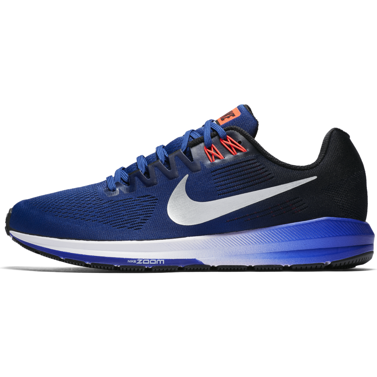 Nike Men Air Zoom Structure 21 Running Shoes Deep Blue 904695-401 US7-11 04'