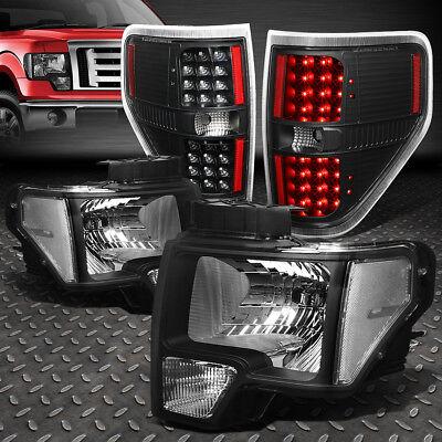 OEM Right Chrome Trim Passenger Side Not for Fx2 Model Tail Light For 09-14 F150