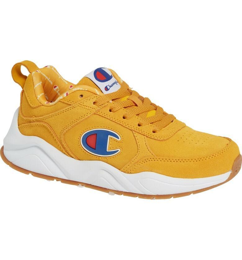 Champion 93 dieciocho grandes C zapatos atléticos para hombres