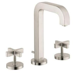 Hansgrohe Axor 39133821 Citterio 1 2 Gpm Widespread Bathroom Faucet