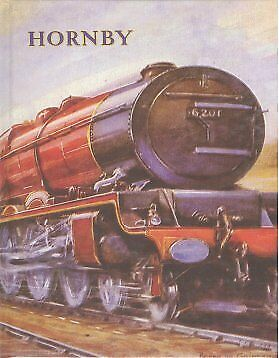 A5 Hornby 6200 Red Train 2 Notebook Lined Hardcover School Journal Stationery
