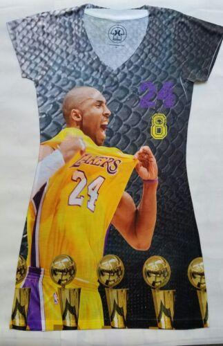 Kobe Bryant Black Mamba T shirt Dress Tshirtconnex