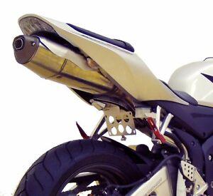 05 06 Honda Cbr 600rr Fender Eliminator Undertail Tag Bracket Kit