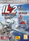 Il2 Sturmovik Combat Flight Simulator Ultimate Edition PC DVD