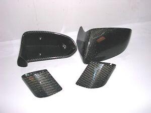 2x Dry Carbon Auto Side Mirror Cover For Lamborghini Gallardo Lp550 Lp560 2008-2014 Replacement Rear View Mirror Cover Exterior Parts Auto Replacement Parts