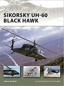 Sikorsky-UH-60-Black-Hawk-OSPREY-2008-New-Vanguard-116-NUOVO-NEW