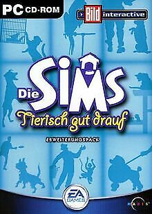Die Sims: Tierisch gut drauf (Add-On) de Electr...   Jeu vidéo   état acceptable