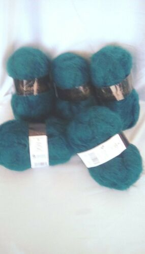 gasolina Gotas Garnstudio Verde Azulado Mezcla de Lana color de hilo de 66 lote de tintura 5862