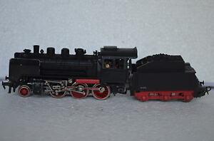 Maerklin-HO-3003-Dampf-Lok-BR-24058-DB-Tender-FM-809-RZ-355-27R2-0-4