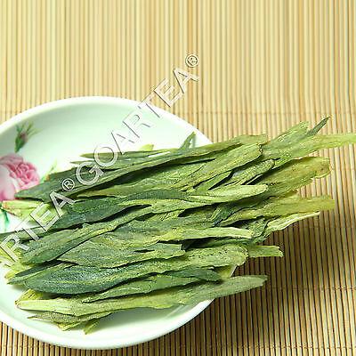 Supreme Organic Huangshan Taiping Houkui Monkey King Spring Chinese Green Tea