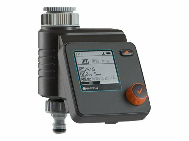 Gardena select Water Control with Water Stop suitable for 26.5 MM and 1891-20
