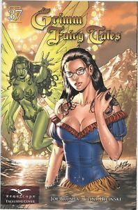 GRIMM FAIRY TALES 37 EXCLUSIVE COVER 1:500 LITTLE MISS MUFFET PART 2