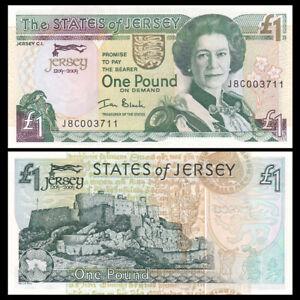 Jersey-1-Pound-2004-P-31-UNC-Banknotes-Original
