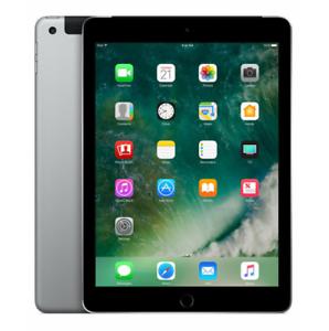 """Apple iPad 5 Generation 2017 128GB A1823 9,7"""" Tablet Wi-Fi Cellular Spacegrau"""