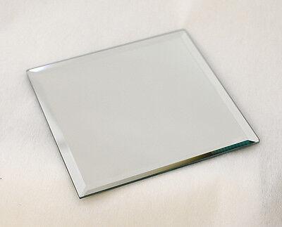 Fornitura Specchio Quadrato 15x15 Cm Decorazione Arredo Casa