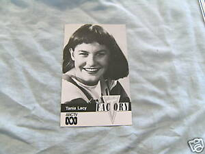 ABC-TV-FAN-CARD-THE-FACTORY-TANIA-LACY