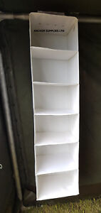 Ex-British-Army-Hanging-Wardrobe-Storage-Organiser-Shelves-STRONG-6-Shelf