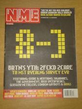 NME 2001 MAR 24 SUGABABES GORILLAZ DEFTONES KID ROCK