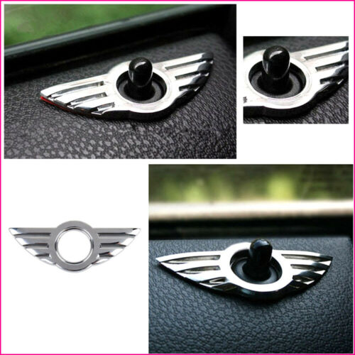 3D Car Door Pin Badge Emblem for BMW MINI Cooper//ONE//S//Roadster//Clubman//Coupe