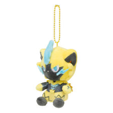 Pokemon Center Original Plush Doll Mocchiri Mascot Zeraora Japan Official