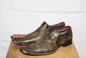 EUC-Robert-Wayne-Garage-Slip-On-Shoes-Sz-9