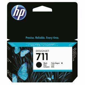 HP 711 Ink Cartridge Black 38mL