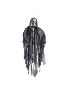 Nixe mumifiziert ca 70 cm Skelett Grusel Halloween Horror Tod