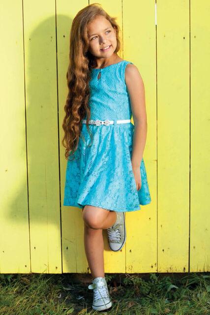 Платье зеленая бирюза Крокид (Crockid)