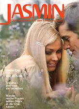 Kult-Zeitschrift JASMIN, Nr. 11 v 1968, Ehe mit Oswald Kolle, Träume, Jim Clark