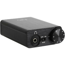 FiiO E10K DAC Headphone Amplifier - Black