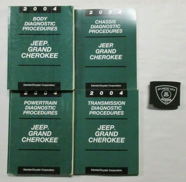 Jwr Automotive Diagnostics 2004 Jeep Grand Cherokee Manual Guide
