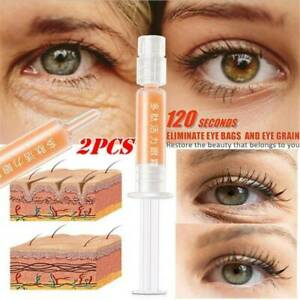 Anti Aging Eye Cream Gel For Dark Circles Puffiness Wrinkles Bags