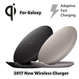 Samsung-Galaxy-S8-S8-Qi-Inalambrico-Convertible-Cargador-Carga-Rapida-Negro