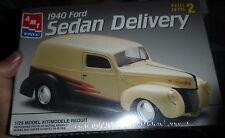 AMT 1940 FORD SEDAN DELIVERY Model Car Mountain KIT FS