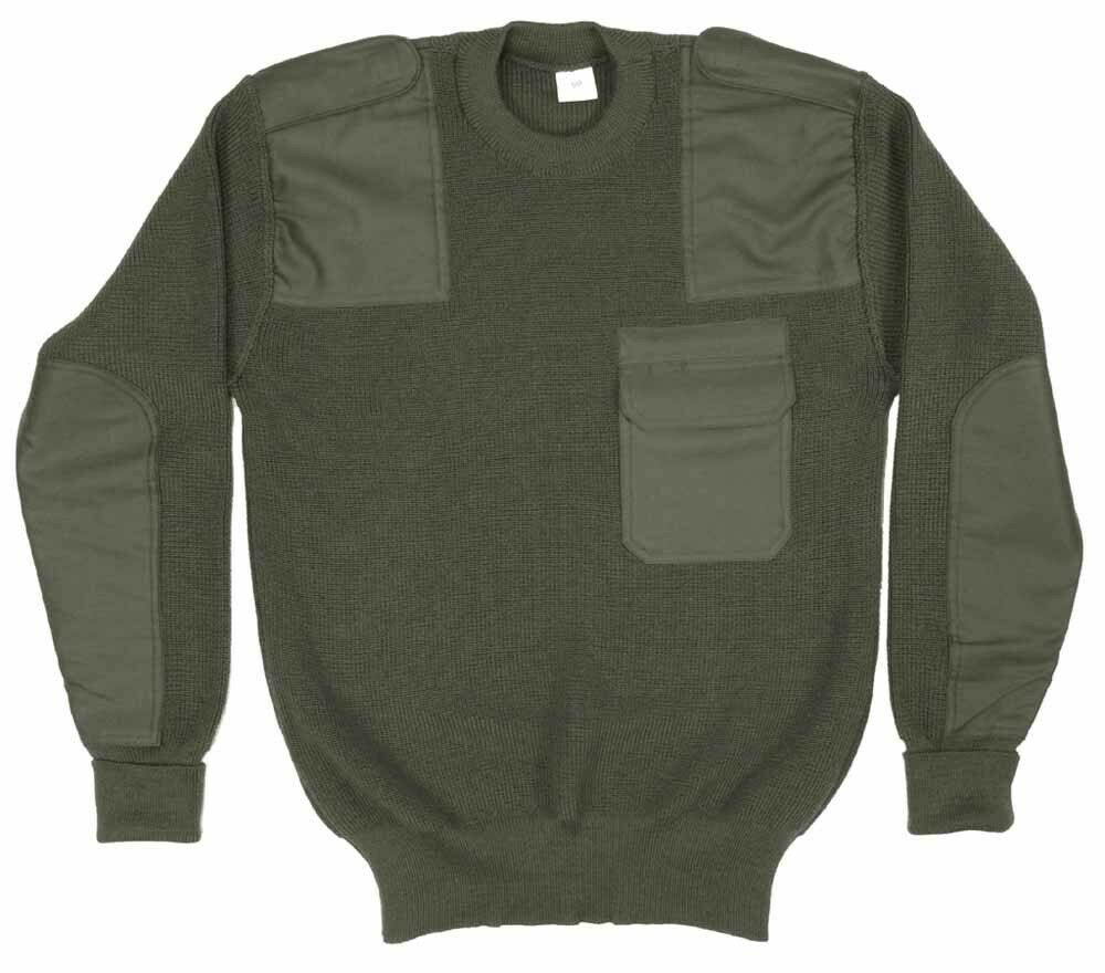 Original Bundeswehr BW Pullover Bundeswehrpullover Gr. 46-64 oliv Wolle Wolle Wolle NEU | Deutschland Online Shop  0fc093