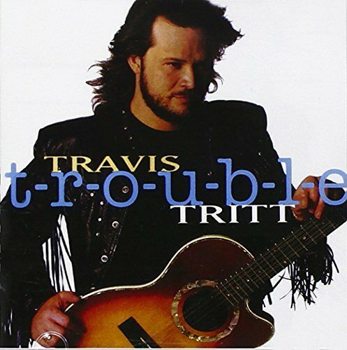 1 of 1 - Travis Tritt - T-R-O-U-B-L-E - Travis Tritt CD FYVG The Cheap Fast Free Post